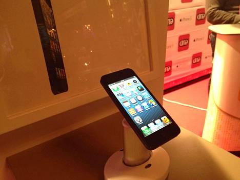 Vika koskee muun muassa iPhone 5 -puhelimia.