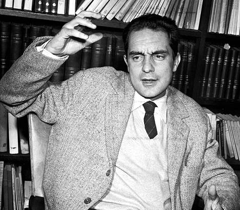 Italo Calvinon yli 30 kirjan tuotannosta on suomennettu tusina.