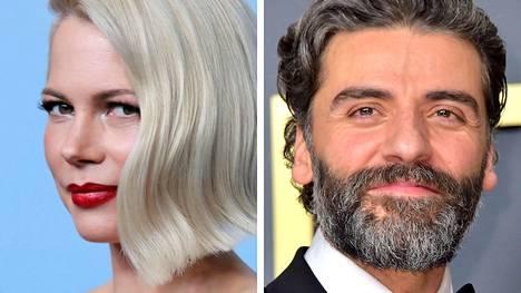 Michelle Williams ja Oscar Isaac toimivat myös sarjan tuottajina.