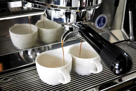 Nuoret voivat Yhteismaan ja Tatsin uudessa hankkeessa kokeilla esimerkiksi kahvilan pitämistä.