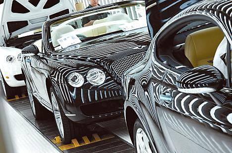 Bentley vaalii loistavia perinteitä