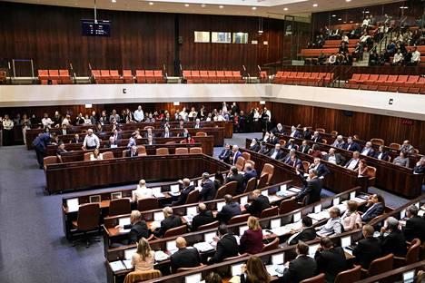 Israeliin valitaan maaliskuussa jälleen uusi parlamentti.