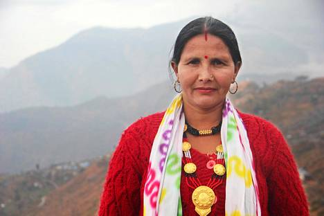 Anita Shahi, 35, ei enää mene kuukautisten ajaksi eristysmajaan ja laittaa muulle perheelleen jopa ruokaa.