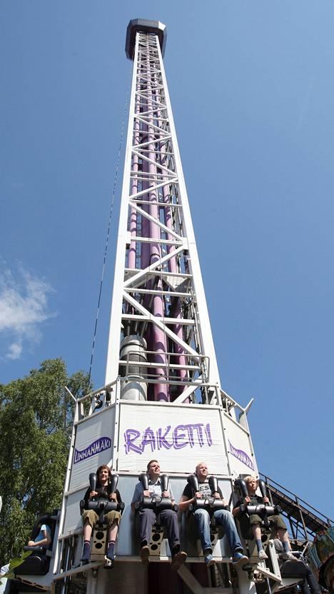 Linnanmäen Raketti-laite
