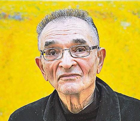 Rafael Wardi Ateneumissa.