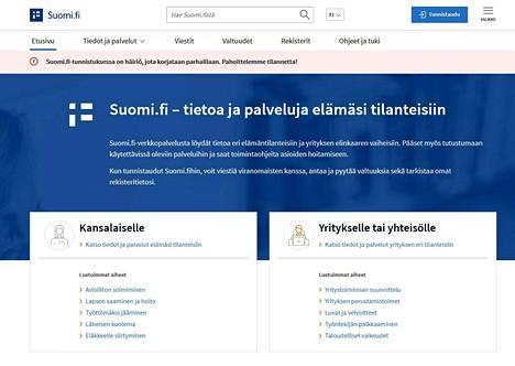 Julkiset verkkopalvelut olivat palvelunestohyökkäyksen takia saavuttamattomissa. Hyökkäys aiheutti häiriöitä esimerkiksi Suomi.fi -tunnistautumiseen.