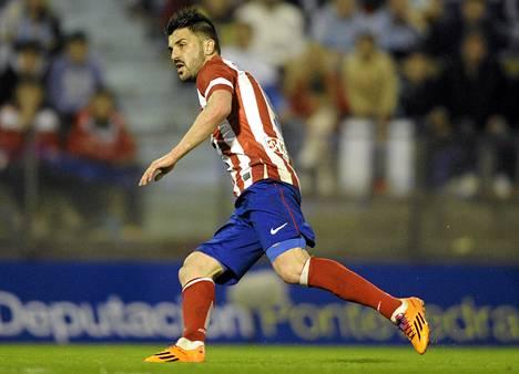 Atletico Madridista yhdysvaltalaiseen MLS-liigaan siirtyvät David Villa aloittaa kautensa Australian sarjassa.