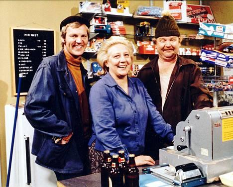 Tankki täyteen -sarjan ensimmäinen tuotantokausi nähtiin syksyllä 1978. Nyt se ja moni muu klassikkosarja tulee Yle Areenaan.