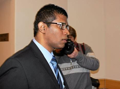 Wilson Raj Perumal on tuomittu jalkapallo-ottelujen tulosten järjestämisestä. Hän ei tiettävästä liity uutisen tapaukseen.
