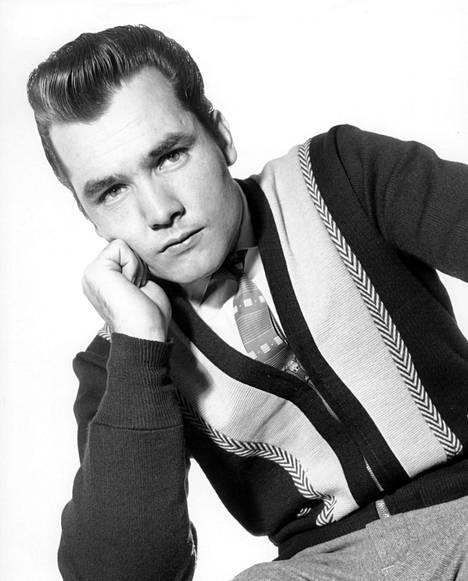 Ricky Valance esiintyi yli 70-vuotiaaksi saakka.