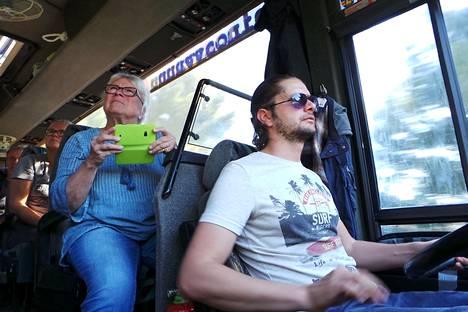 Jani Laine ajoi 90 000 kilometriä yksin ilman toista kuskia. Tämän vuoden huhtikuussa Euroopan-etappi kulki Kroatian halki.
