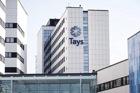 Tampereen yliopistollinen sairaala Tampereella 25. heinäkuuta 2019.