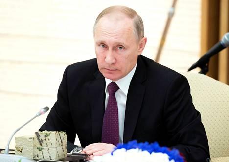 Venäjän presidentti Vladimir Putin vaati maan asevoimia jatkamaan kaluston modernisointia.