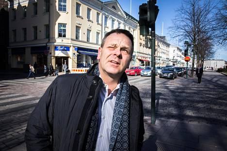 Helsingin tuleva pormestari Jan Vapaavuori haluaisi ajaa kautensa aikana läpi kaksi Helsingin ikuisuushanketta: kävelykeskustan laajentamisen ja keskustatunnelin.