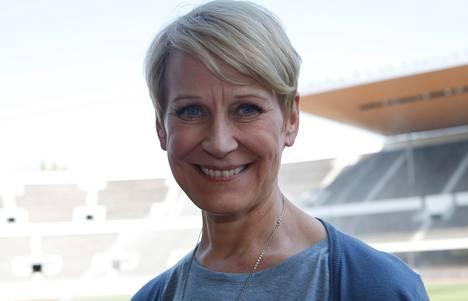 Leena Harkimo on veikkausvoittovarojen tiukka puolustaja.