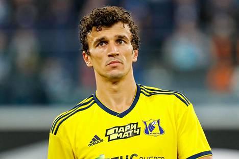 Roman Eremenko on tehnyt tällä kaudella Rostoville viisi sarjamaalia.