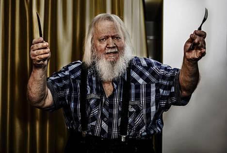 Kapellimestari Leif Segerstam on kestinnyt ruuillaan lukuisia orkestereita.