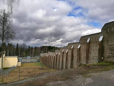 Noin nelikymppisen miehen haastattelu tehtiin Riihimäen vankilassa.