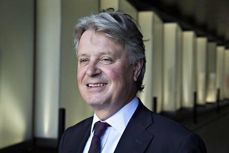 Nordean konsernijohtaja on suomalainen Casper von Koskull.