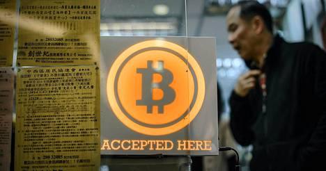 Hong Kongissa avattiin Bitcoin-myymälä helmikuun 28. päivä.