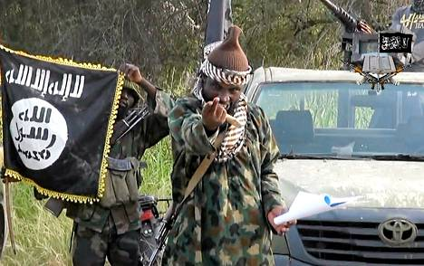 Nigerialainen islamistiryhmä Boko Haram on tappanut tuhansia ihmisiä muun muassa Nigeriassa ja Kamerunissa.
