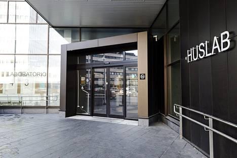 Huslab Tullinpuomi Helsingissä 29. helmikuuta 2020.