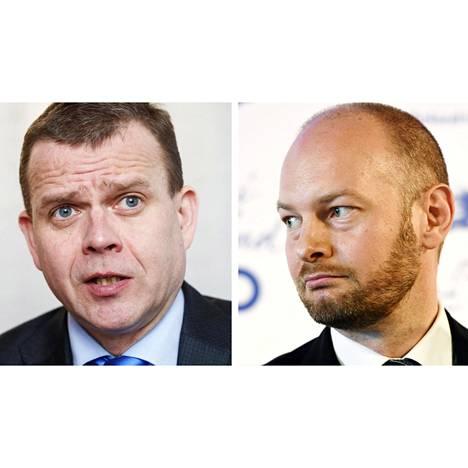Petteri Orpo ja Sampo Terho