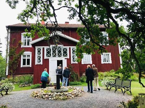 Sandön kartano on yksi Kemiönsaaren musiikkijuhlien tapahtumapaikoista.