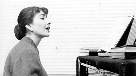 Callas ei antanut Marialle hetken rauhaa.