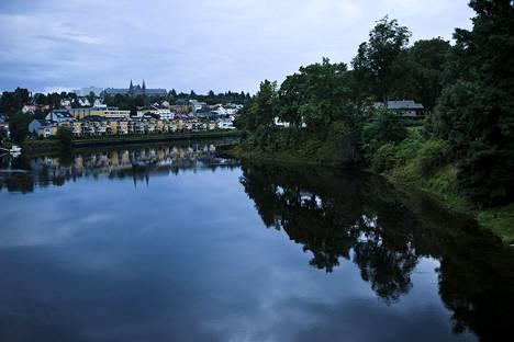 Kolmanneksi paras viiksimatkailukohde on Lonely Planetin mukaan Norjan Trondheim.