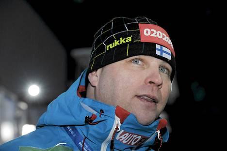 Pekka Niemelän mukaan mäkihyppääjät stressaavat olympiavalintoja.