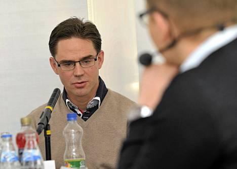 Pääministeri Jyrki Katainen oli YLE Radio Suomen pääministerin haastattelutunnilla Kesärannassa sunnuntaina.
