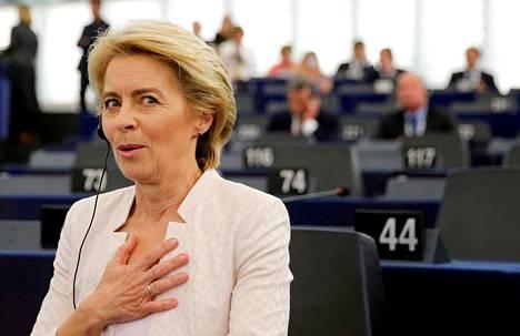 Komission tulevan puheenjohtajan Ursula von der Leyenin takana ei ole vahvaa tukea EU-parlamentissa, ei edes hänen oman puolueensa sisällä.
