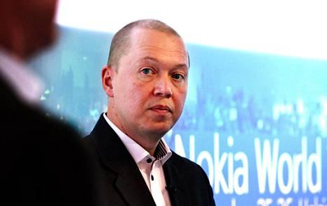 Nokian johtajana aiemmin toiminut Marko Ahtisaari johtaa musiikkiterapiaa kehittävää yritystä.