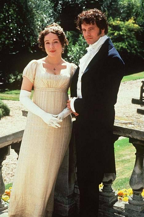 Jennifer Ehle ja Colin Firth ovat ainoat oikeat Elizabeth Bennet ja Mr. Darcy.