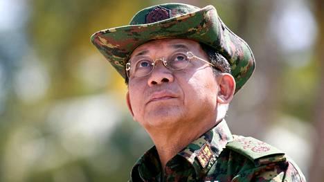 Kenraali Min Aung Hlaing