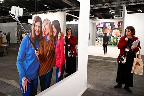 Arco-messut jatkuvat sunnuntaihin 1. maaliskuuta asti. Mukana on taidegallerioita yli kolmestakymmenestä maasta.