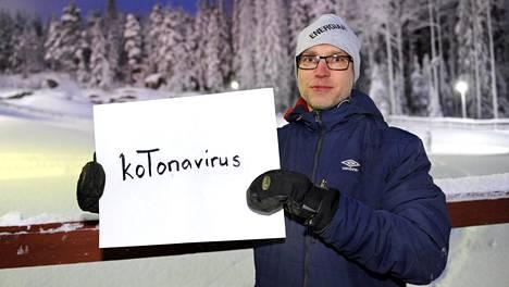 Röntgenhoitaja Mauno Kinnunen haluaa keksimällään kampanjalla haastaa kaikki noudattamaan rajoituksia kaksi viikkoa, jotta koronatartunnat saataisiin laskiaiseksi laskemaan.