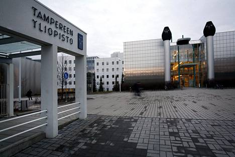 Tampereen yliopisto.