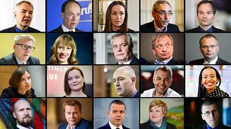 Eduskuntavaalit järjestetään 14. huhtikuuta.