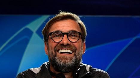 Jürgen Klopp on johdattanut Liverpoolin ylivoimaiseen sarjajohtoon.