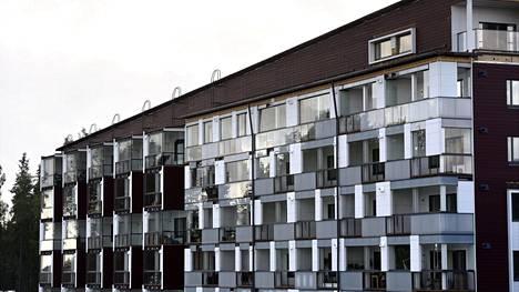 Vantaan Kivistössä on Euroopan suurin puukerrostalo.