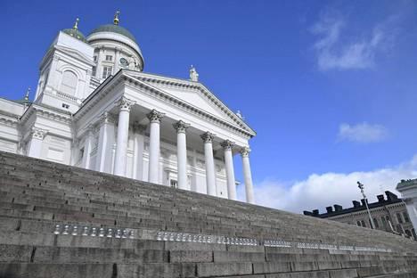 Koronavirus on mullistanut myös Helsingin tuomiokirkkoseurakunnan toiminnan.