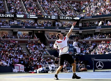 Andy Murray toipuu selkäleikkauksesta.