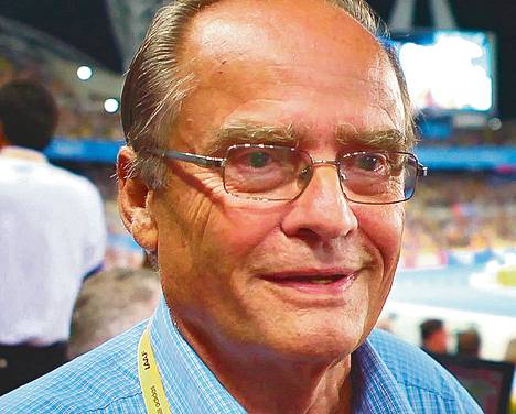 Arne Ljungqvist johtaa Kansainvälisen olympiakomitean lääketieteellistä osastoa.