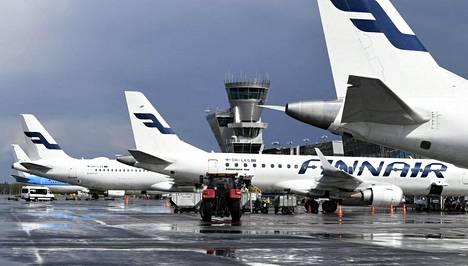 Finnair Kiina