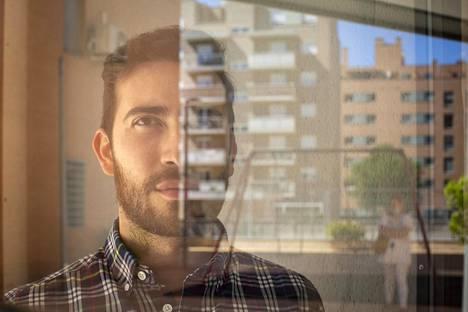 """Andrés Trujillo suunnittelee oman asunnon ostamista perheensä kotikulmilta Rivas-Vaciamadridista tai muualta Madridin lähiympäristöstä. """"Madridissa on mielestäni järkevämpää yrittää ostaa oma koti kuin maksaa todella korkeaa vuokraa."""""""