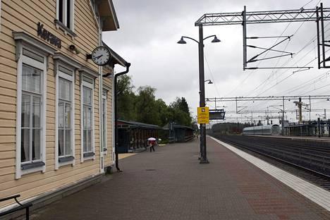 Keravan Rautatieasema