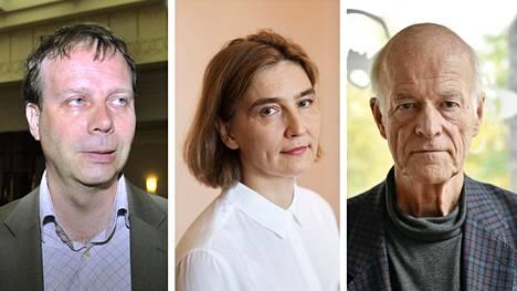 Juha Herkman (vas.), Anu Kantola ja Kaarle Nordenstreng
