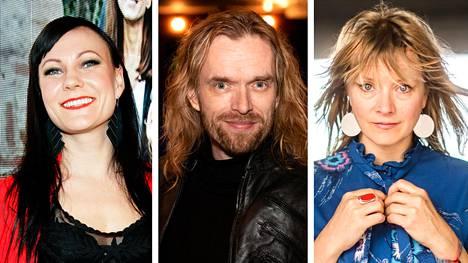 Mira Luoti, Anssi Kela ja Jonna Tervomaa aikovat soittaa nettikeikkoja lähiaikoina.